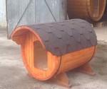 Утепляем будку для собаки
